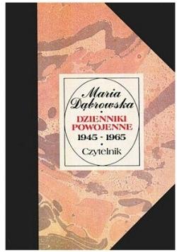 Dzienniki Powojenne 1945-1965, Tom IV