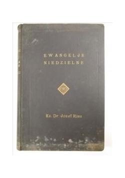 Ewangelie niedzielne, 1936 r.