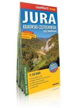 Comfort!map Jura Krk-Częst. cz.południowa mapa