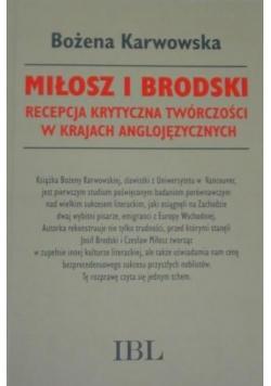 Miłosz i Brodski, Tom VI