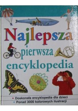 Najlepsza pierwsza encyklopedia