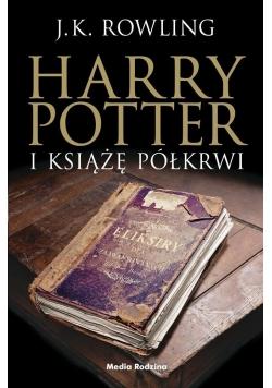 Harry Potter 6 Książę Półkrwi BR w.2017
