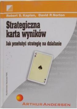 Strategiczna karta wyników firm usługowych