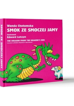 SMOK ZE SMOCZEJ JAMY. The dragon from the dragon's