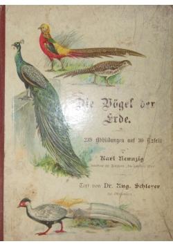 Die Vögel der Erde