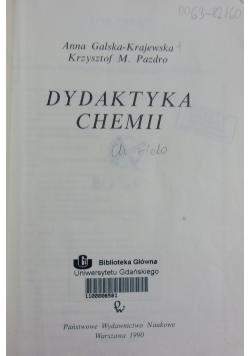 Dydaktyka chemii