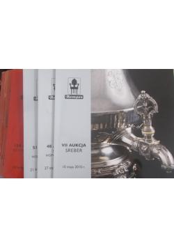 Aukcja, 5 książek