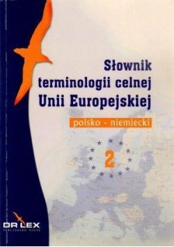 Słownik terminologii celnej UE pol-niem