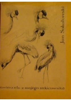 Zwierzęta z mojego szkicownika