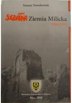Solidarna Ziemia Milicka 1980-1990