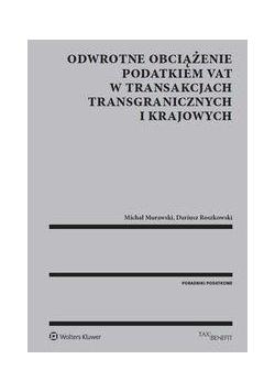 Odwrotne obciążenie podatkiem VAT w transakcjach..