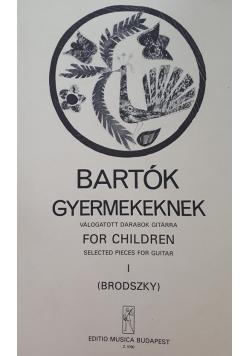 Gyermekeknek for children