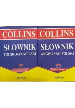 Collins słownik angielsko - polski polsko -angielski