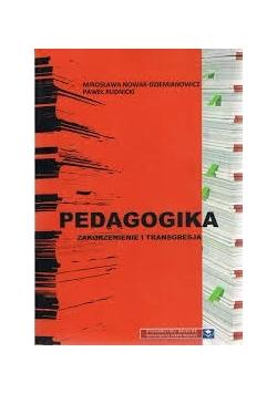 Pedagogika zakorzenienie  i transgresja