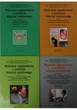 Wybrane zagadnienia z praktyki lekarza rodzinnego, tom od 7 do 9 i tom 12