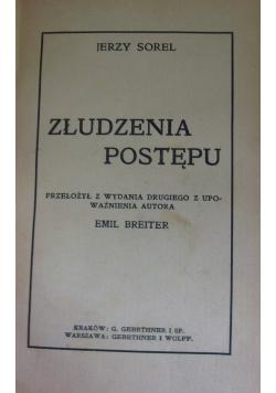 Złudzenia postępu, 1912r.