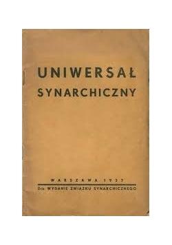 Uniwersał synarchiczny, 1937r.