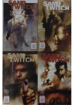 Sam i Twitch  1-4