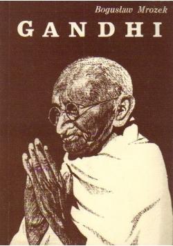 Mahatma Gandhi - przywódca Indii