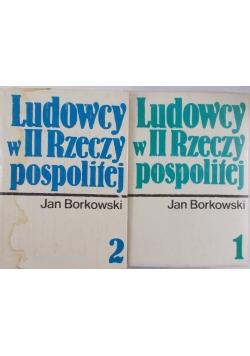 Ludowcy II Rzeczypospolitej, tom 1 i 2.