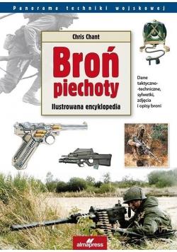 Broń Piechoty. Ilustrowana encyklopedia Wyd. III