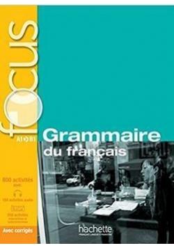Focus Grammaire Du Francais + CD