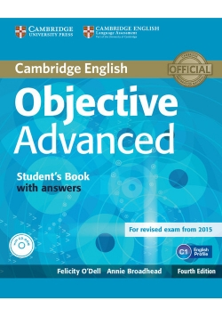 Objective Advanced Student's Book with answers + CD