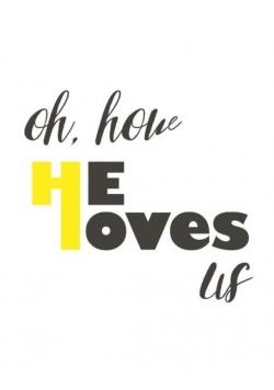 Mój dziennik - He Loves us