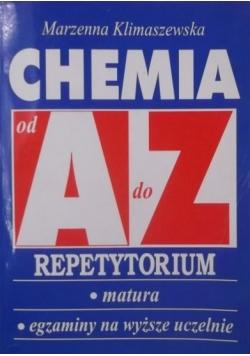 Chemia od A do Z. Repetytorium