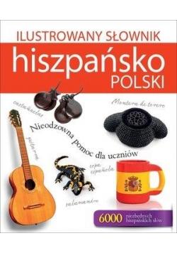 Ilustrowany słownik hiszpańsko-polski FK