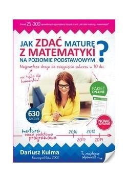 Jak zdać maturę z matematyki na poziomie podstawowym?, Nowa