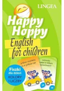 Happy Hoppy Fiszki. Angielski. Kolory i liczby