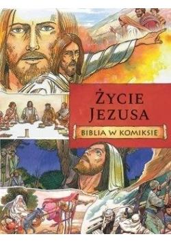 Życie Jezusa. Biblia w komiksie