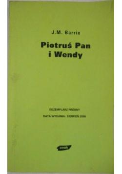Piotruś Pan i Wendy