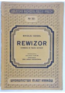 Rewizor, 1948 r.
