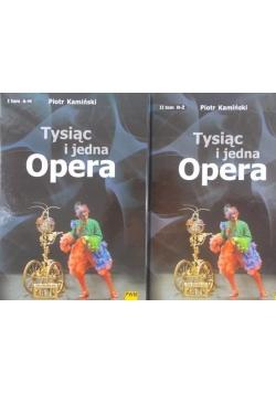 Tysiąc i jedna opera Tom I i II