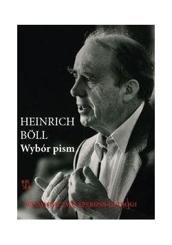 Wybór pism - Boll Heinrich