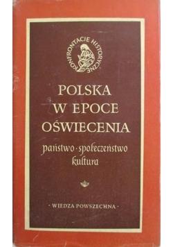 Leśnodorski Bogusław (red.) - Polska w epoce oświecenia