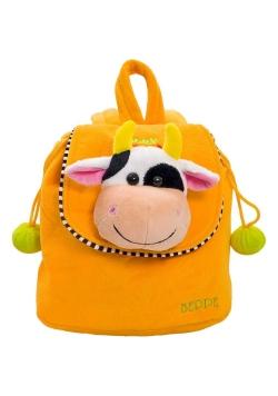 Krówka Funny plecak pomarańczowy