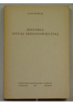 Historia sztuki średniowiecznej