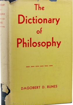 The Dictionary of Philosophy, 1942r.