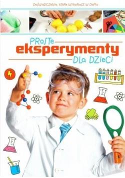 Proste eksperymenty dla dzieci DAMIDOS