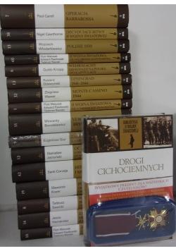 Biblioteka II wojny światowej, 17 tomów
