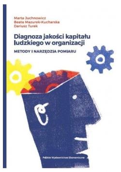 Diagnoza jakości kapitału ludzkiego w organizacji