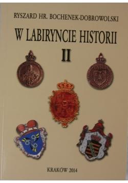 W labiryncie historii II
