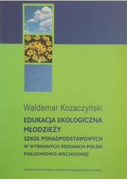 Edukacja ekologiczna młodzieży