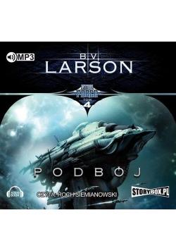 Star Force T.4 Podbój. Audiobook