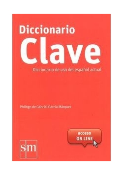 Diccionario Clave plus słownik