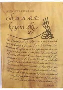 Chanat krymski i jego stosunki z Polską w XV-XVIII w.