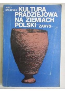 Kultura pradziejowa na ziemiach polskich zarys
